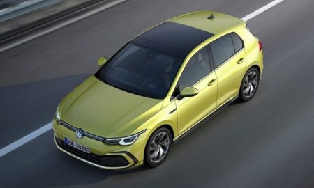 2020 VW Golf Features