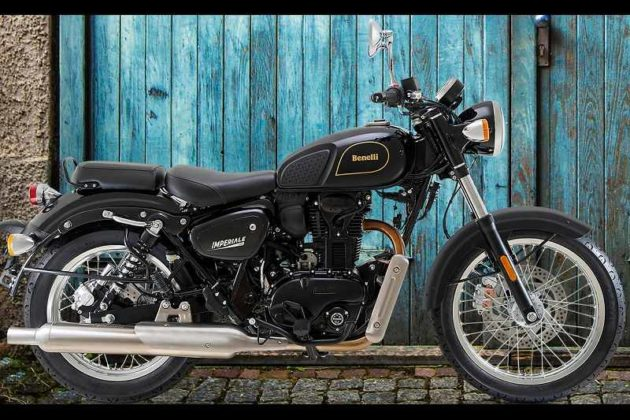 Benelli Imperiale 400 Variants