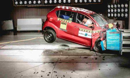 Datsun RediGO crash test