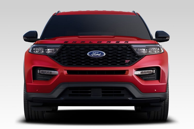 Ford Explorer SUV (1)