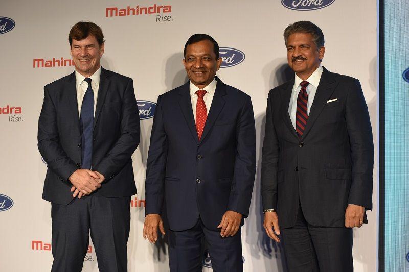 Ford Mahindra JV