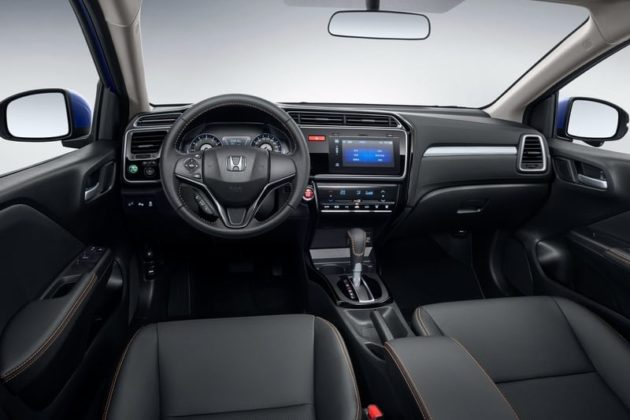 Honda City Hatchback Interior