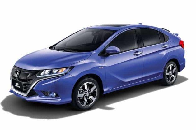 Honda Gienia Hatchback