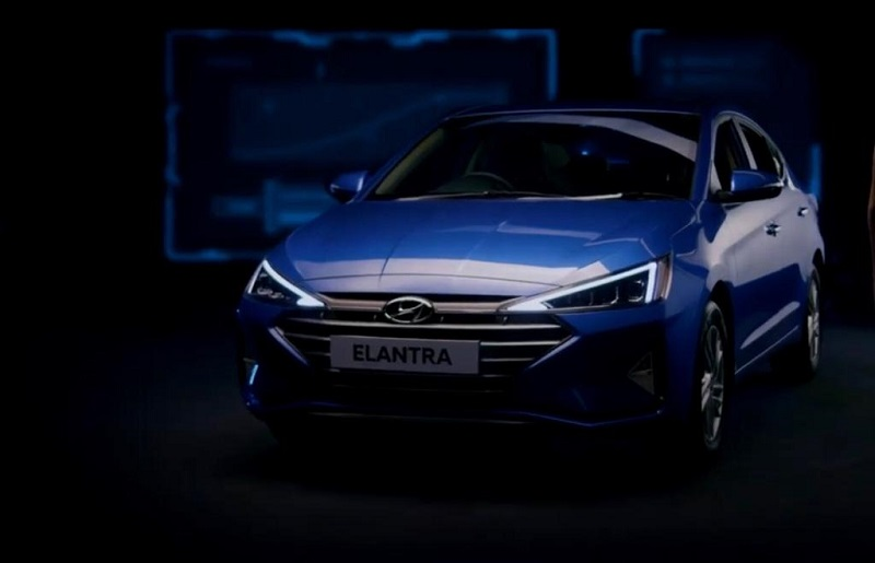Hyundai Elantra facelift Launch