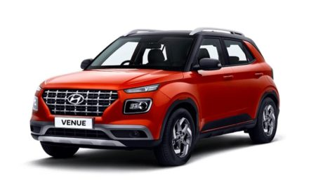 Hyundai Venue Dual Tone Colour
