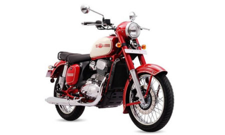 Jawa 90th Anniversary Edition