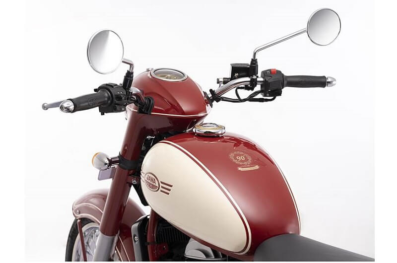 Jawa 90th Anniversary Edition Price