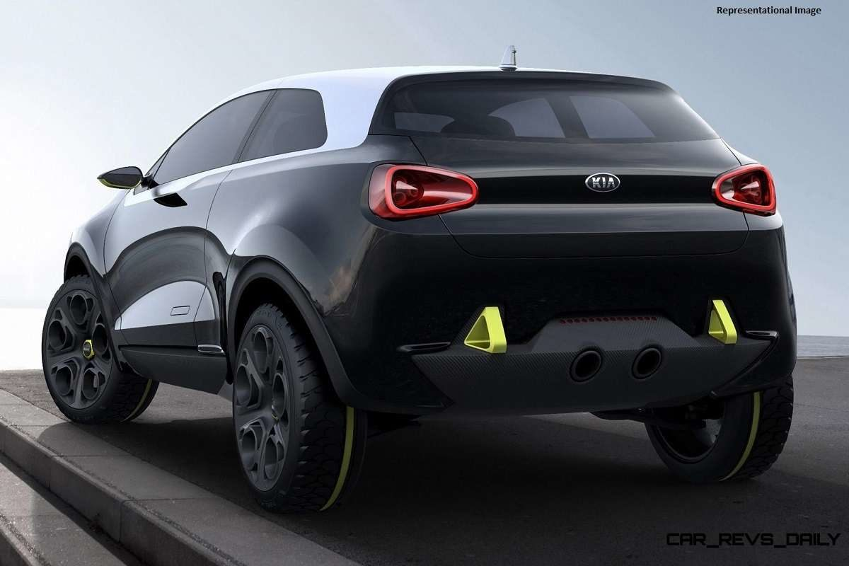 Kia QYi India Launch