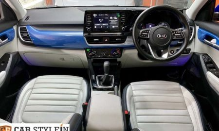 Kia Seltos luxury interior
