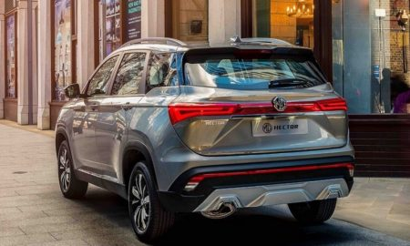 MG Hector Bookings Reopen