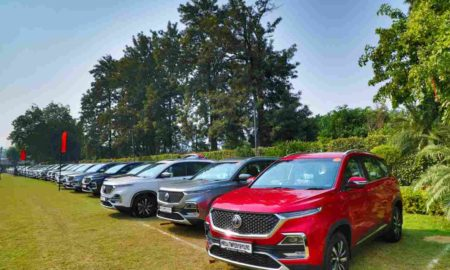 MG Hector Deliveries