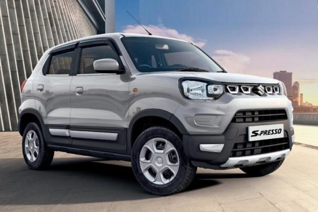 Maruti S-Presso Expedition Package