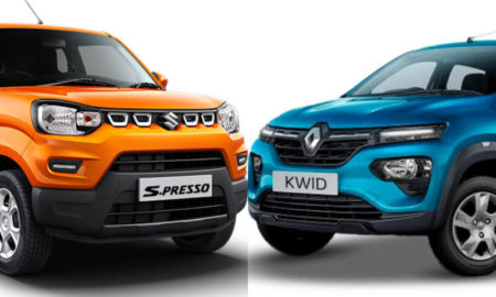 Maruti S-Presso Vs Renault Kwid (1)