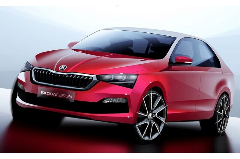 New Skoda Rapid Sketch (1)