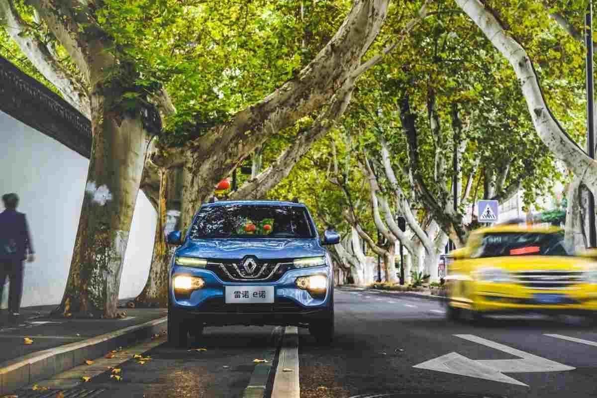 Renault Kwid Electric India