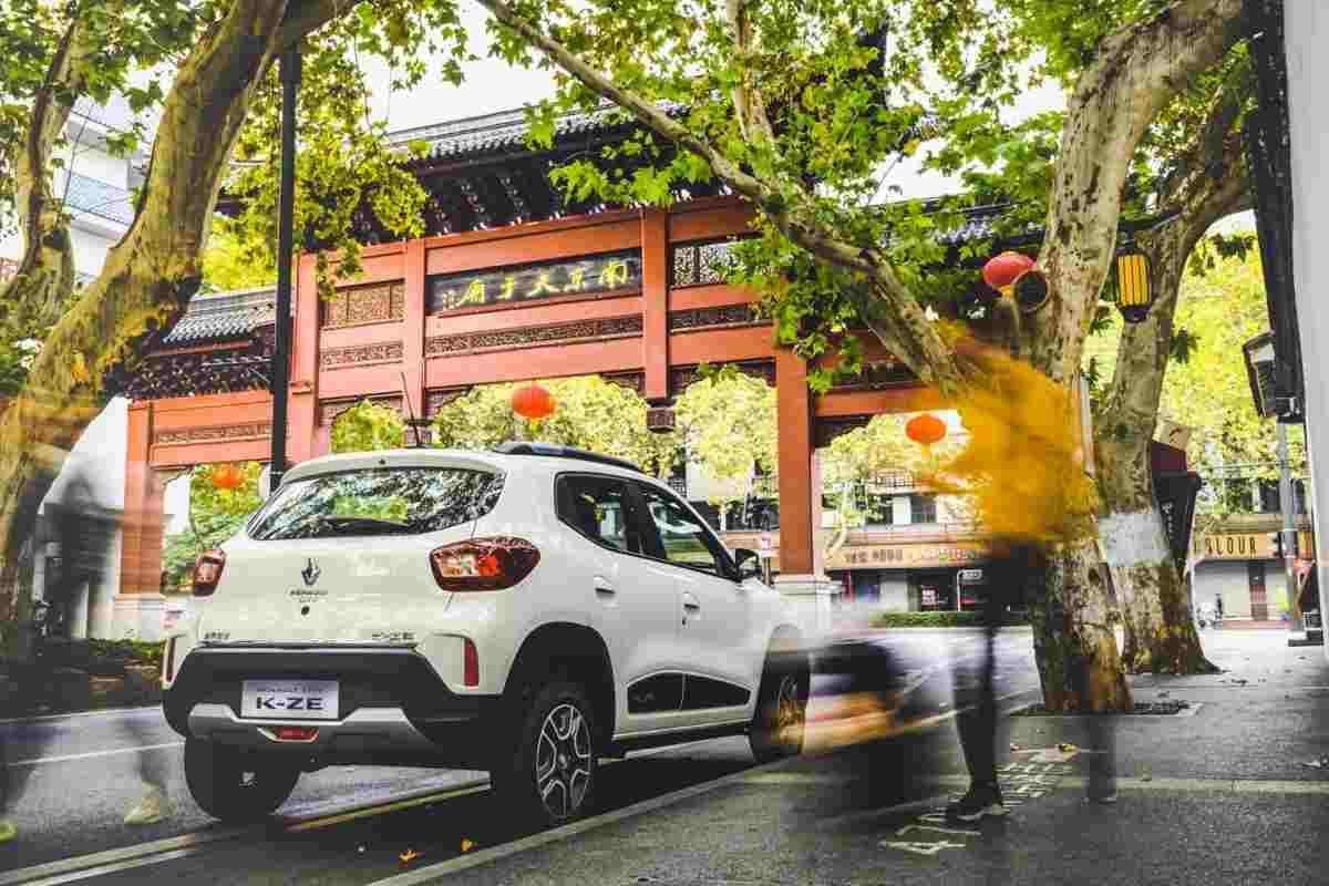 Renault Kwid Electric Launch