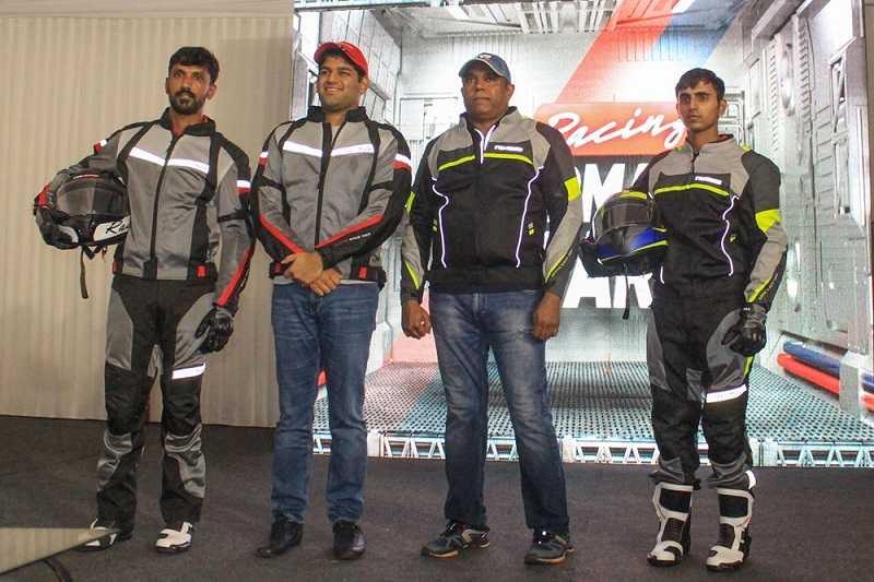 TVS Racing Performance Gear