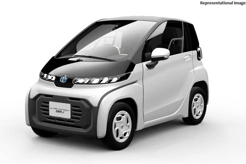 Toyota Electric Car Confirmed For India Launch In 2021