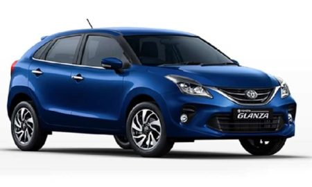 Toyota Glanza New Variant