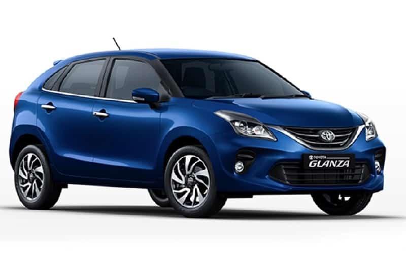Toyota Glanza New Variant