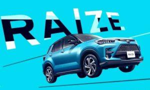 Toyota Raize compact SUV