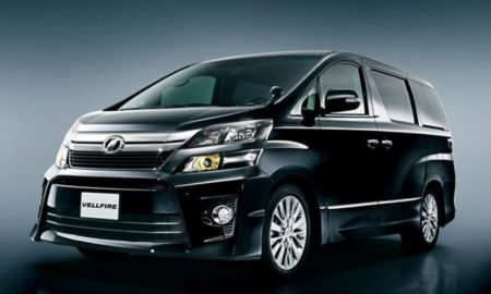 Toyota Vellfire Bookings
