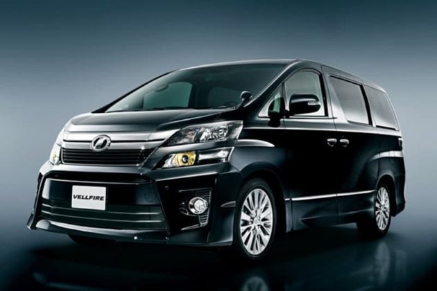 Toyota Vellfire Booking, Launch and Delivery Details Out