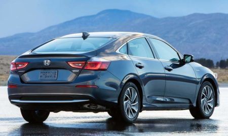2019 Honda Insight India