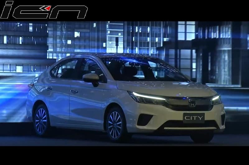 2020 Honda City Features