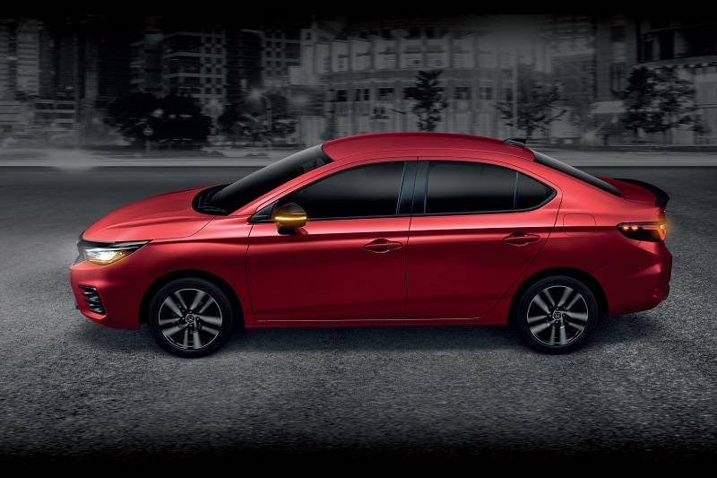 2020 Honda City RS Features