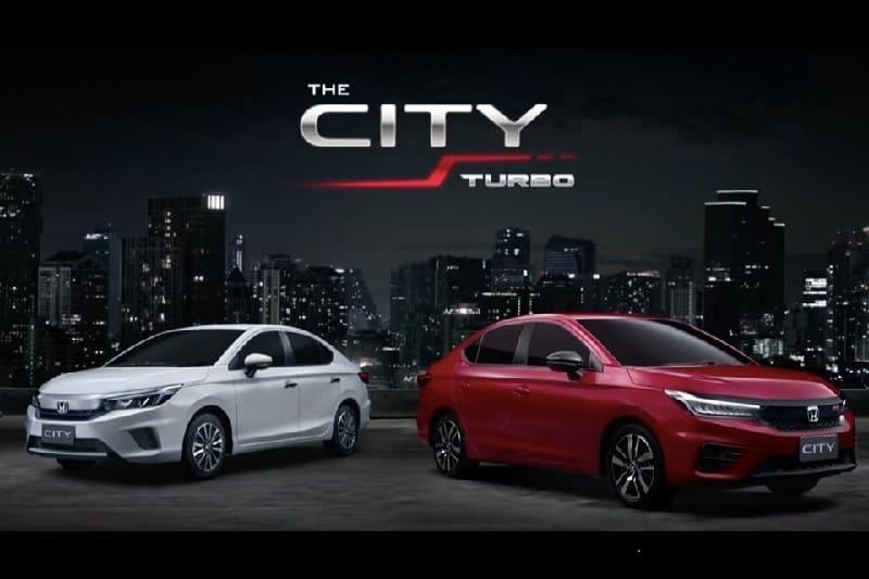 2020 Honda City Unveiled