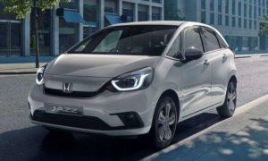 2020 Honda Jazz India