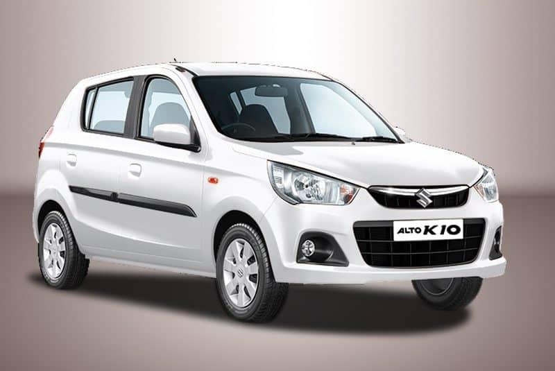 BS6 Maruti Alto K10 Launch Price