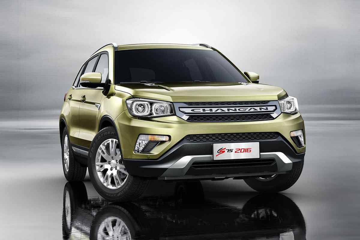 Changan CS75 India Price