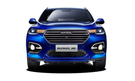 Haval H6 India Launch
