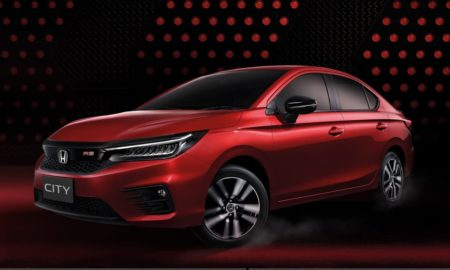 Upcoming Honda Cars - New City