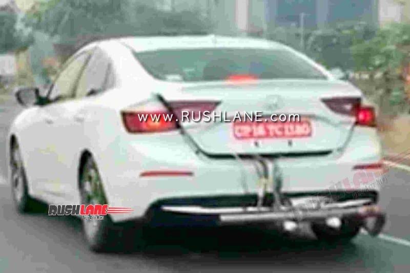Honda Insight Hybrid In India