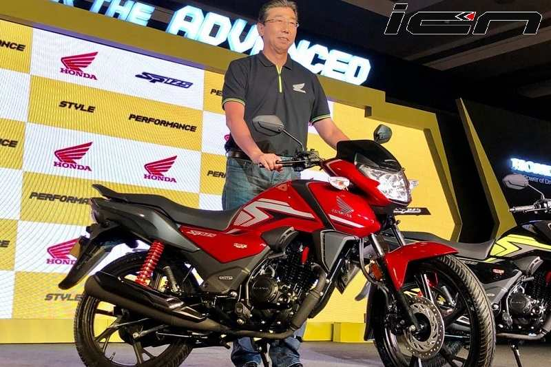 Honda SP 125 BS6 Specs