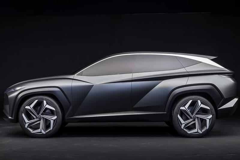 Hyundai Vision T Concept Details