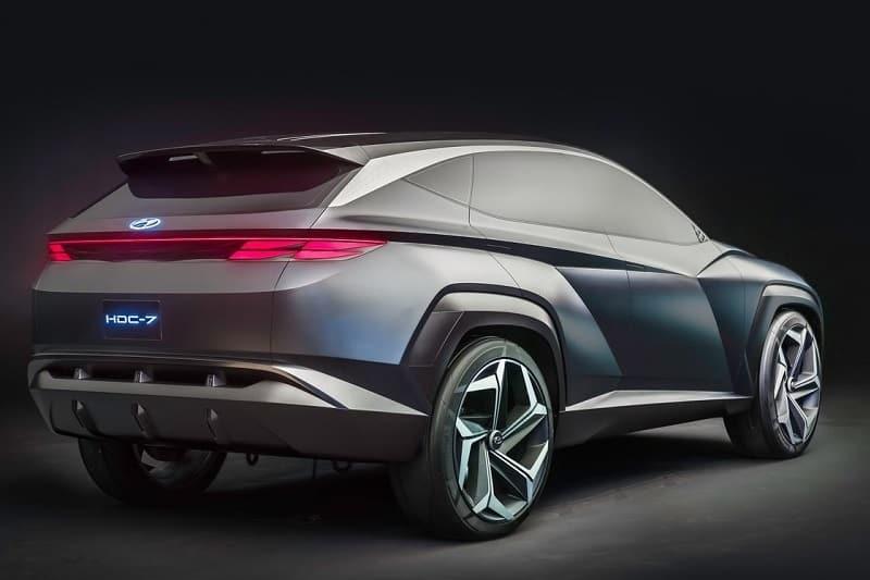 Hyundai Vision T Concept Features