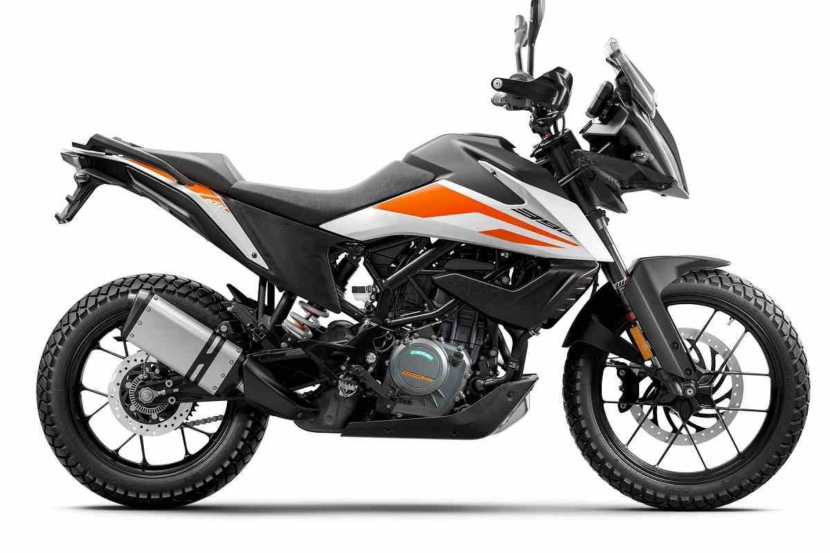 KTM 390 ADVENTURE Launch
