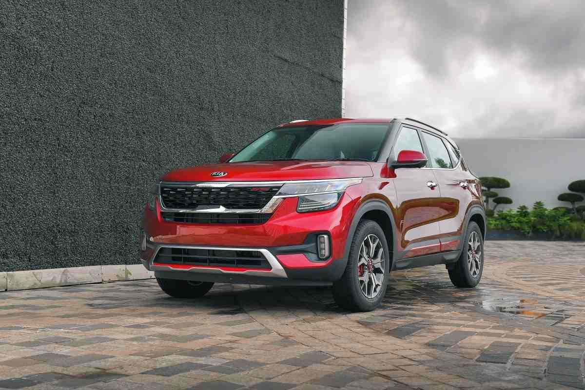 Kia Seltos – The Best Selling SUV Since August 2019