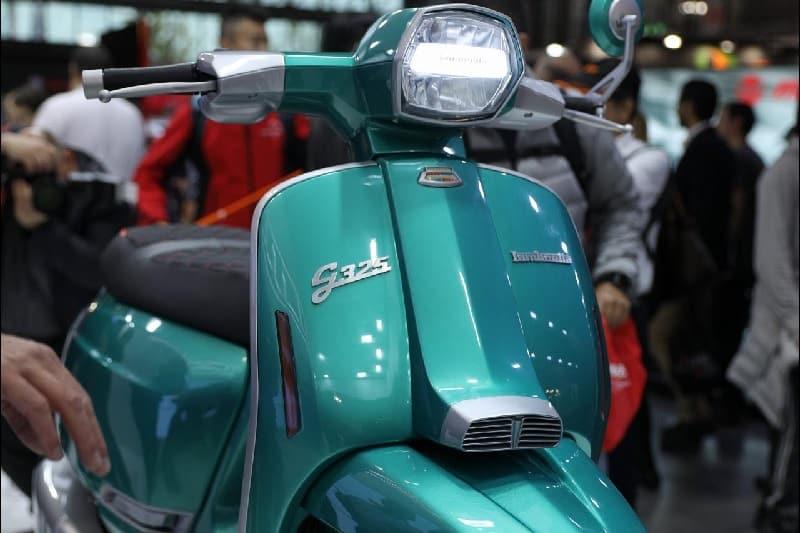 Lambretta G-Special scooter