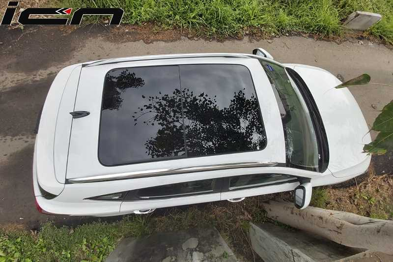 MG ZS Sunroof