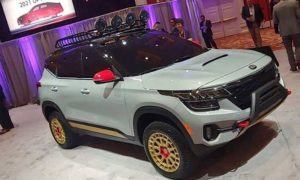 Modified Kia Seltos