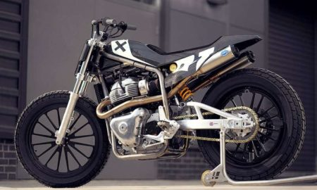 Royal Enfield Harris Performance Flat Tracker
