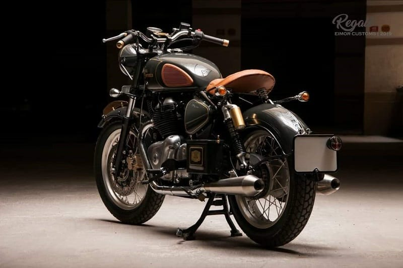 Royal Enfield Regale Bobber