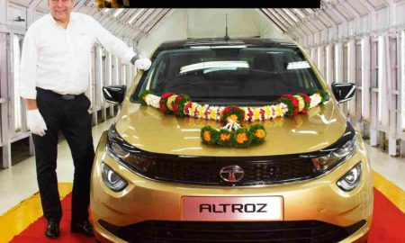 Tata Altroz Roll Out 2