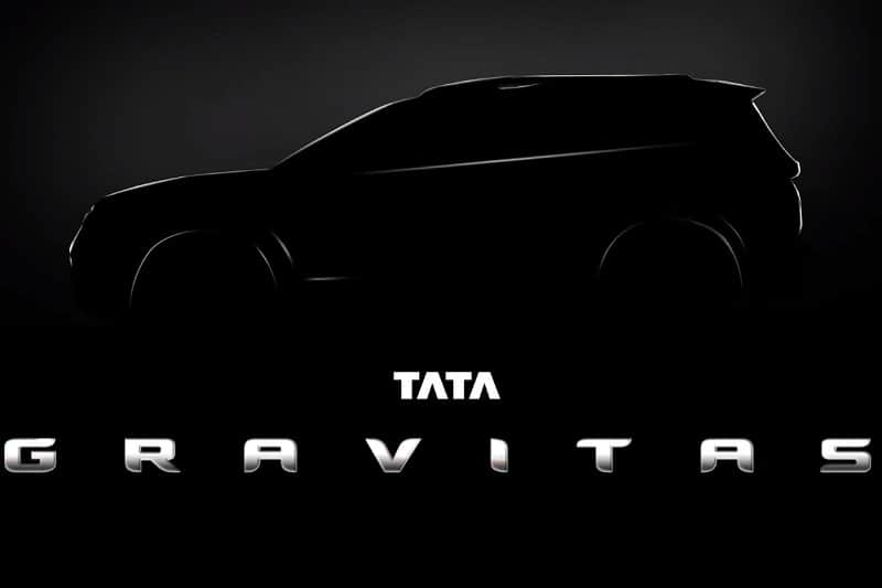 Tata Gravitas 7 seater SUV