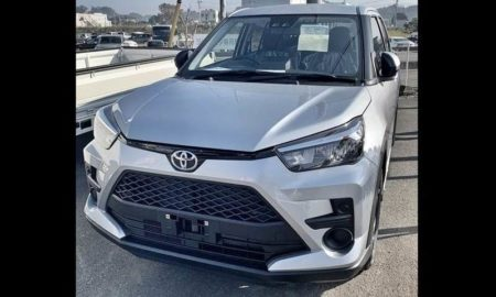 Toyota Raize Details